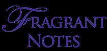 Fragrant Notes logo